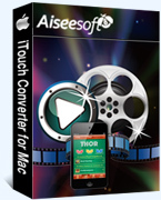 Aiseesoft iTouch Converter for Mac Coupons 15%