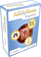 All My Notes Organizer – Deluxe Edition (Desktop/Portable) Coupons
