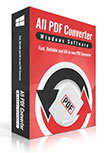 Special All PDF Converter Discount