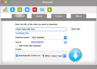 Allavsoft  for Mac 1 Month Coupon