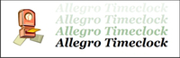 Allegro Timeclock Small Business Edition Coupon