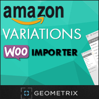 Exclusive Amazon Variations WooImporter. Add-on for WooImporter. Coupon