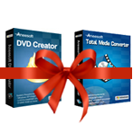 Unique Aneesoft DVD Creator and Total Media Converter Bundle for Windows Coupon