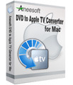 Aneesoft DVD to Apple TV Converter for Mac Coupon