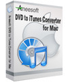Aneesoft Co.LTD – Aneesoft DVD to iTunes Converter for Mac Coupon Discount