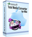 Aneesoft Co.LTD Aneesoft Total Media Converter for Mac Coupon
