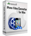 Aneesoft Co.LTD – Aneesoft iPhone Video Converter for Mac Coupons