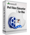Aneesoft iPod Video Converter for Mac Coupon