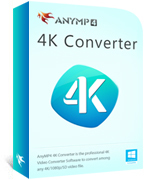 AnyMP4 4K Converter Coupon
