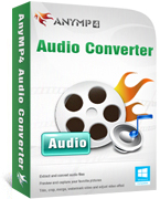 20% Off AnyMP4 Audio Converter Coupon