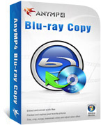 90% AnyMP4 Blu-ray Copy Platinum Lifetime License Coupon Code