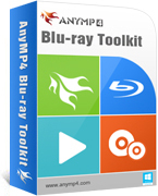 Special AnyMP4 Blu-ray Toolkit Coupon Code