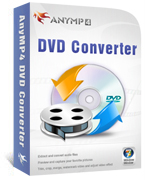 AnyMP4 DVD Converter Coupon – 20%