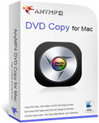20% AnyMP4 DVD Copy for Mac Coupon Code