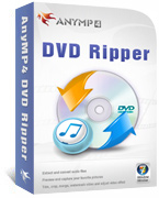 AnyMP4 DVD Ripper Lifetime License Coupon – 90%