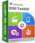 AnyMp4 Studio – AnyMP4 DVD Toolkit Coupon Discount