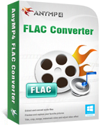 AnyMP4 FLAC Converter Coupon – 20%