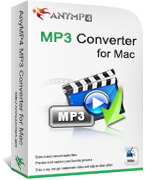 Premium AnyMP4 MP3 Converter for Mac Coupon Discount