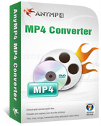 AnyMP4 MP4 Converter Coupon Code – 20%