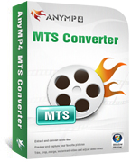 AnyMP4 MTS Converter Coupon Code – 20%