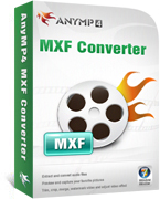 AnyMP4 MXF Converter Lifetime License Coupon – 90%