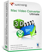 AnyMP4 Mac Video Converter Ultimate Coupon Code – 20%