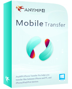 Amazing AnyMP4 Mobile Transfer Discount