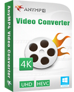 20% AnyMP4 Video Converter Coupon Code