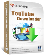 AnyMP4 YouTube Downloader Coupon Code – 20% Off