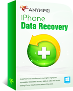 90% AnyMP4 iPhone Data Recovery Lifetime License Coupon Code