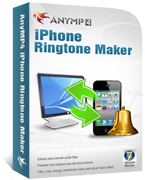AnyMP4 iPhone Ringtone Maker Coupon – 90%