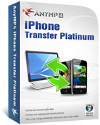AnyMP4 iPhone Transfer Platinum Coupon – 20%