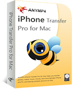 AnyMP4 iPhone Transfer Pro for Mac Coupon