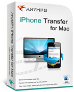AnyMP4 iPhone Transfer for Mac Coupon – 20%