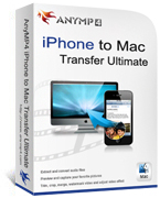 AnyMP4 iPhone to Mac Transfer Ultimate Coupon Code – 20%
