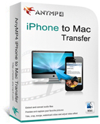 AnyMP4 iPhone to Mac Transfer Coupon Code – 20%