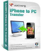 AnyMP4 iPhone to PC Transfer Coupon – 20%