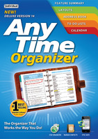 AnyTime Organizer Deluxe – 15% Discount
