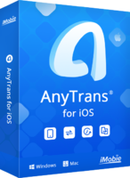 AnyTrans for iOS – family license Coupon