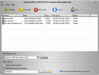 Aostsoft PDF to DOC DOCX Converter Coupon