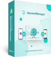 15% off – ApowerManager Personal License (Lifetime Subscription)