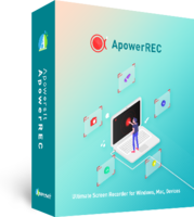 ApowerREC Commercial License (Lifetime Subscription) Coupon