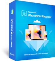 15% off – Apowersoft iPhone/iPad Recorder Commercial License (Lifetime Subscription)
