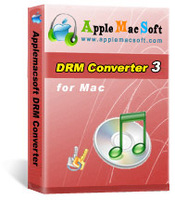 15% OFF – AppleMacSoft DRM Converter for Mac