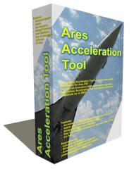 Ares Galaxy Acceleration Tool Coupon – 35%