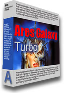 Ares Galaxy Turbo Booster Coupon – 35% Off