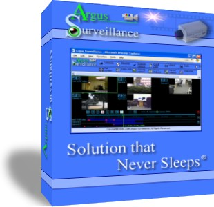 30% Argus Surveillance DVR (unlimited number cameras) Coupon