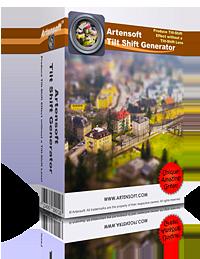 Artensoft Tilt Shift Generator Coupon – 75% Off
