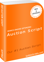 Exclusive Auction software (with Design 1) Coupon