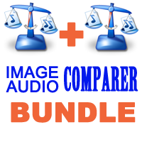 Audio Comparer + Image Comparer bundle Coupon Code